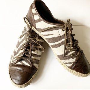 Michael Kors Espadrilles Shoes (Sz 9.5)